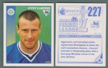 Leicester City Steve Claridge